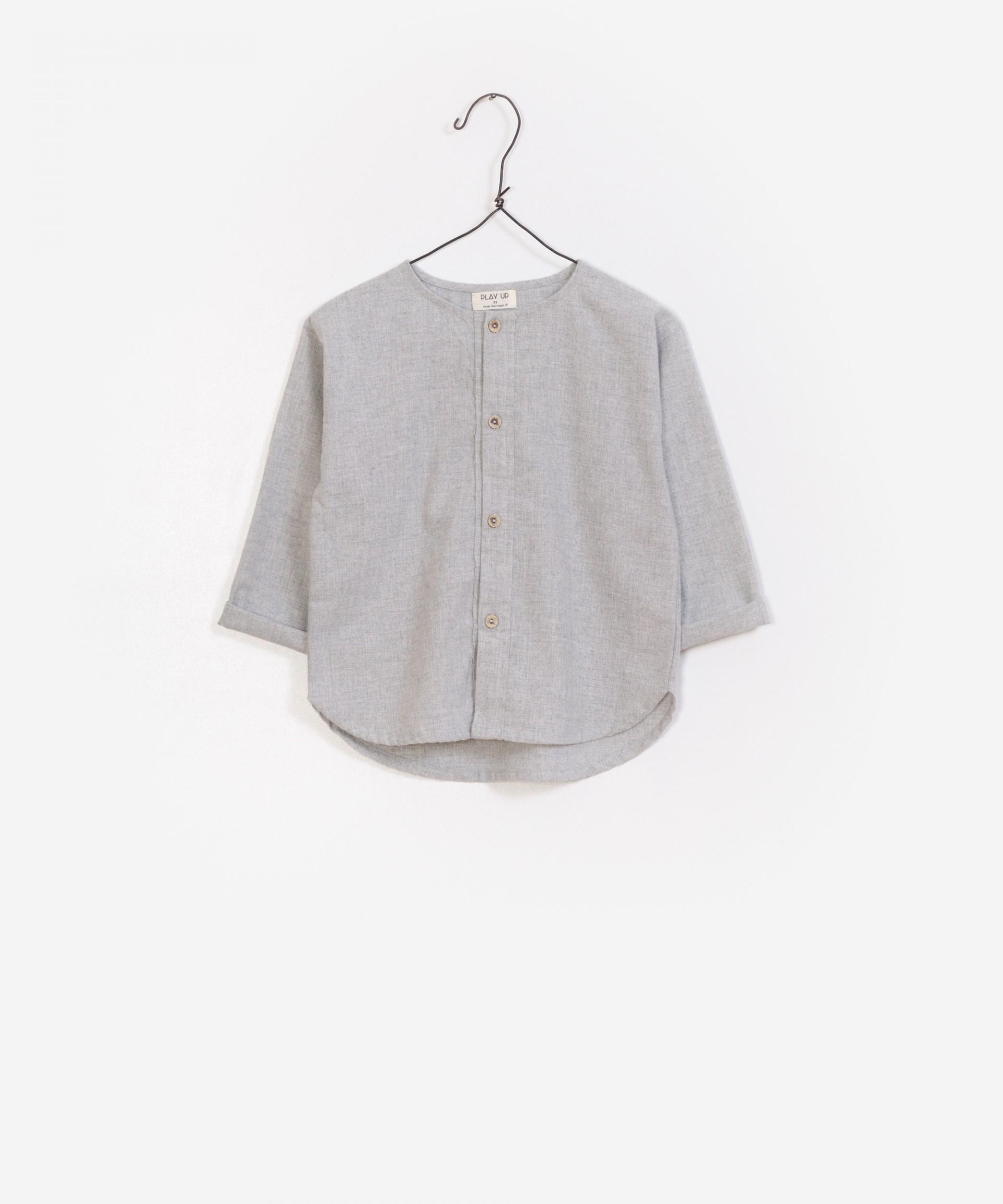 Camisa Tejido