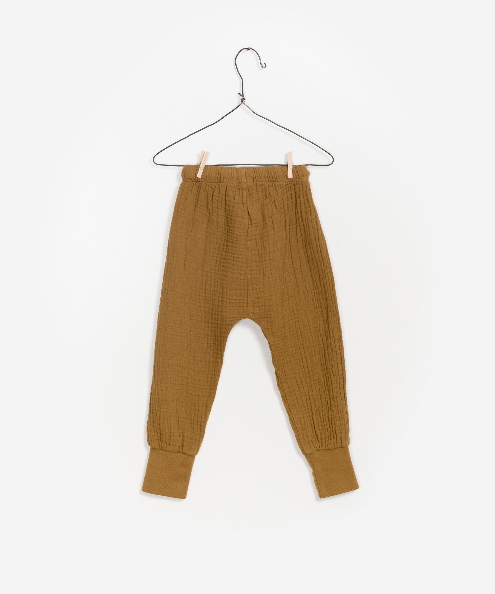 Woven Trousers organic cotton