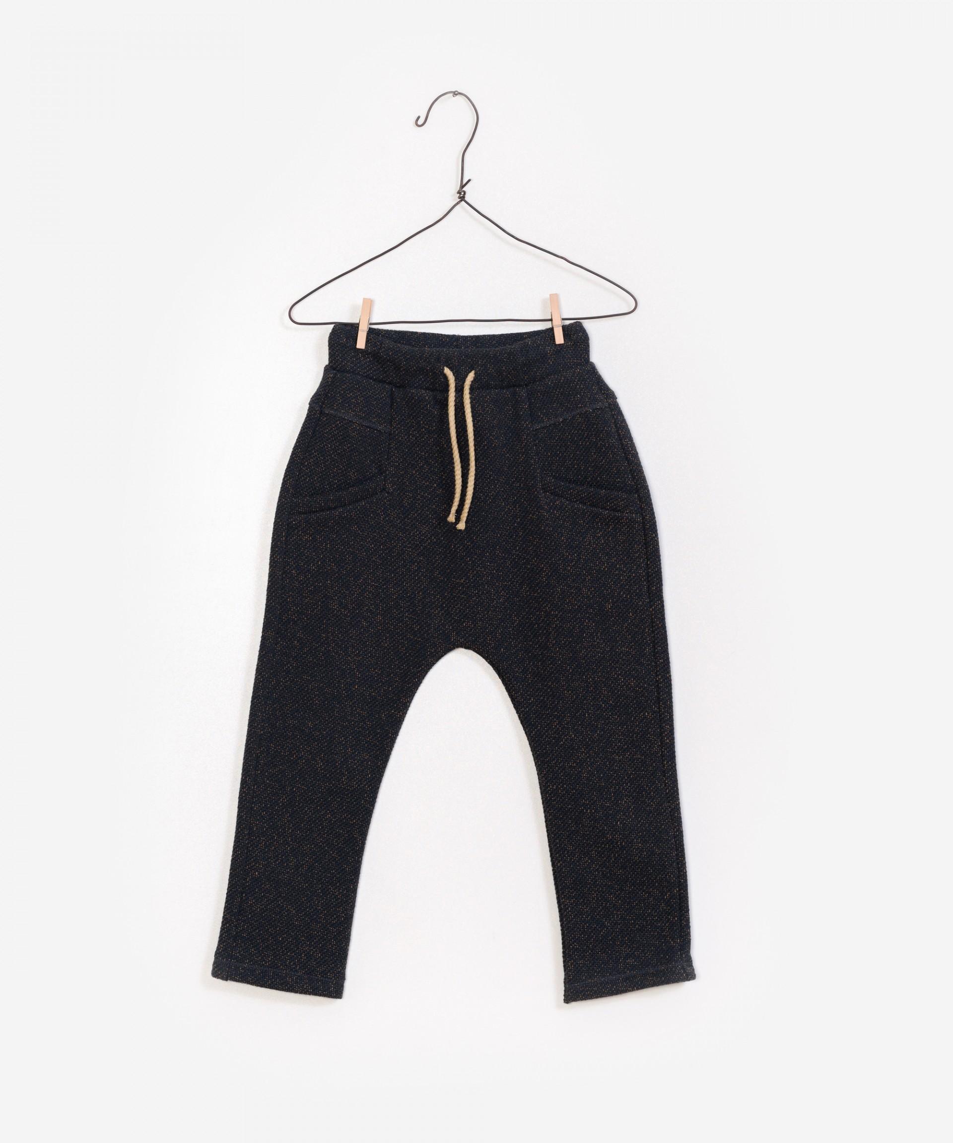 Felpa Pants 100% Organic Cotton