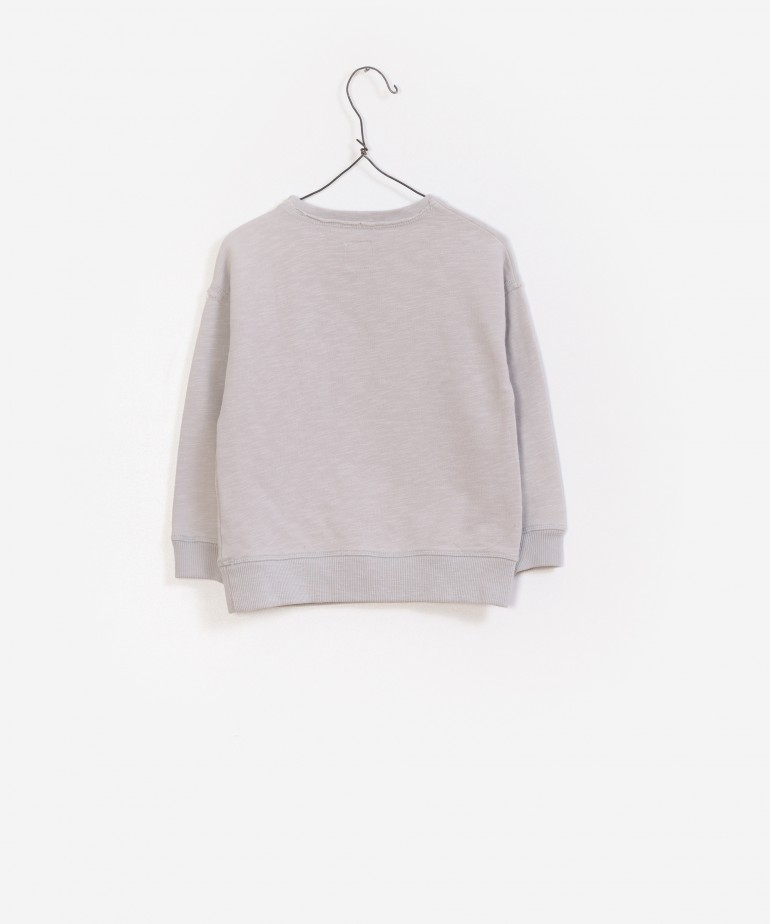 Flamé Fleece Sweater