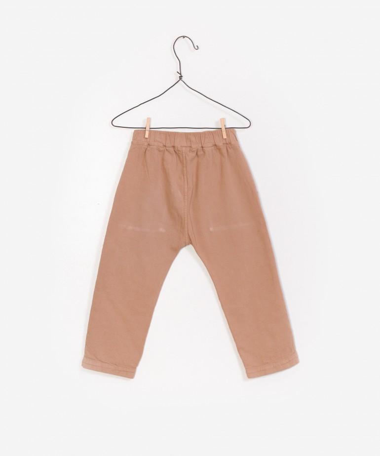 Pantalón Sarga