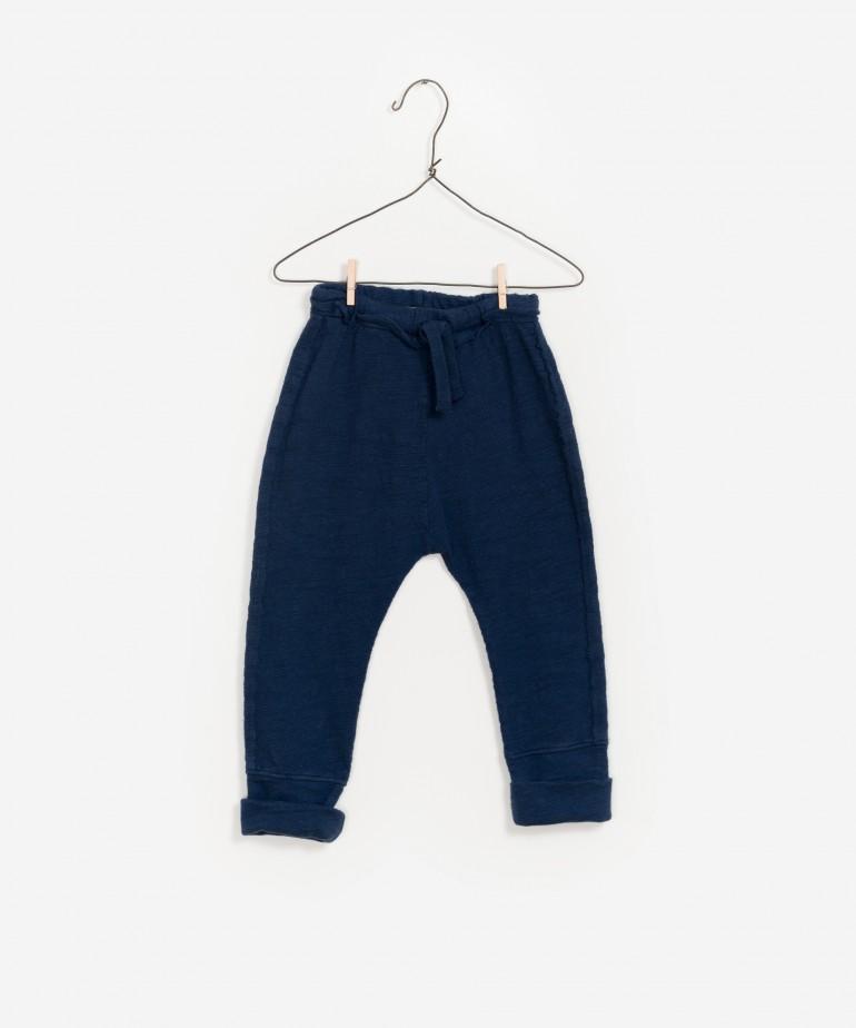 Pantalón Jersey Flamé