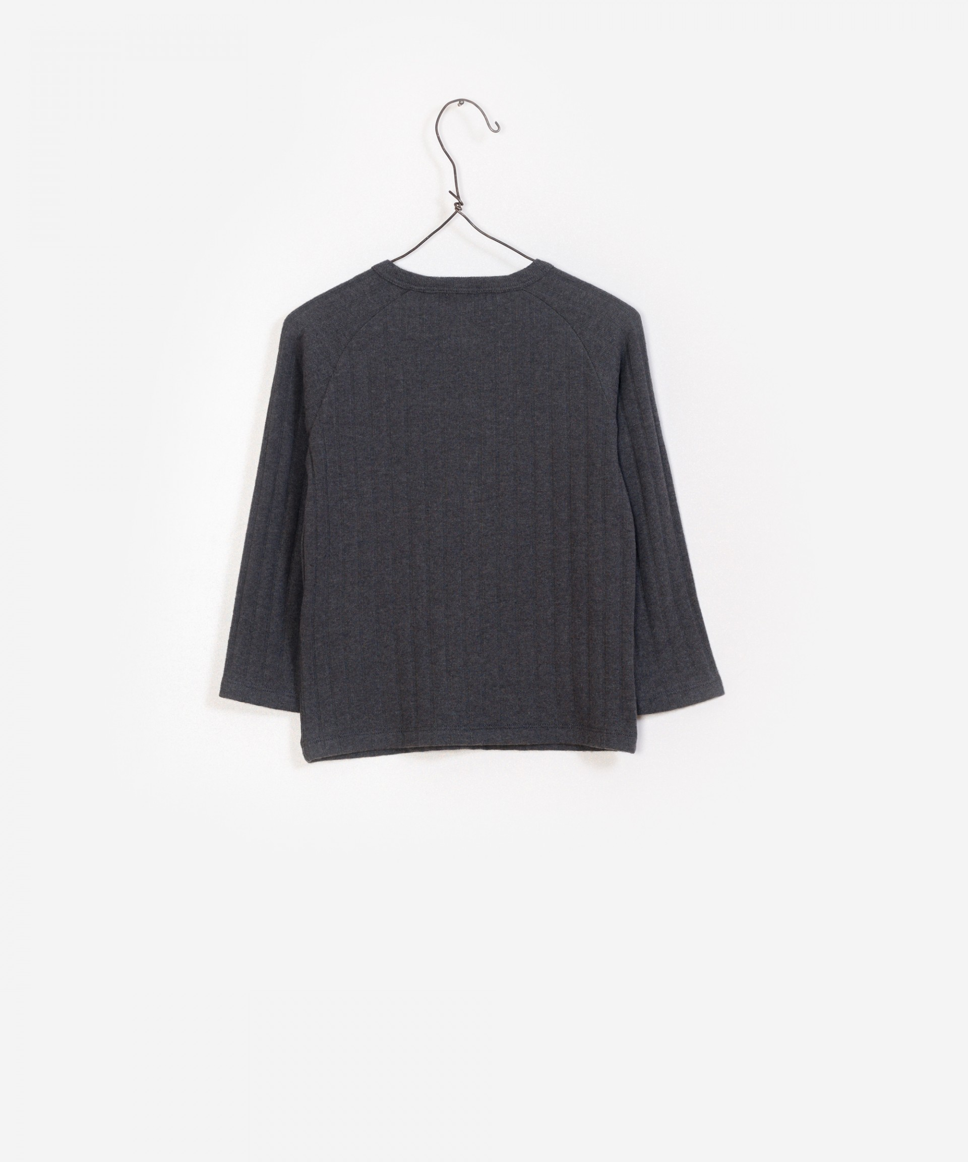 Ribbed Rib T-shirt