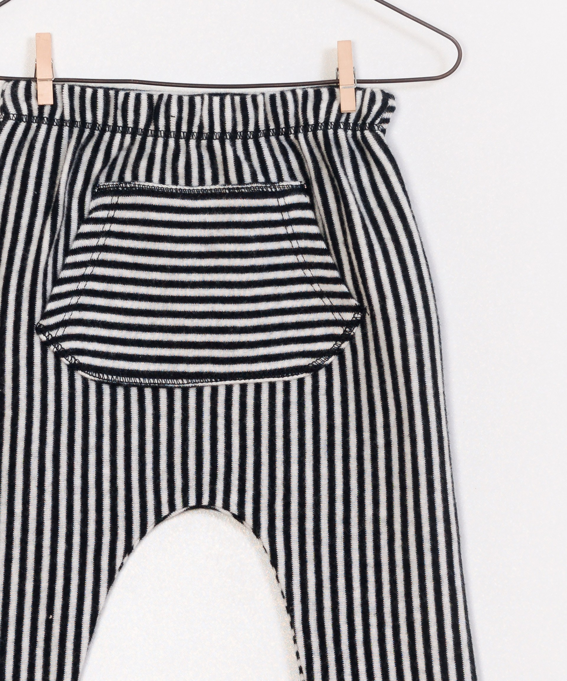 Striped Rib Legging