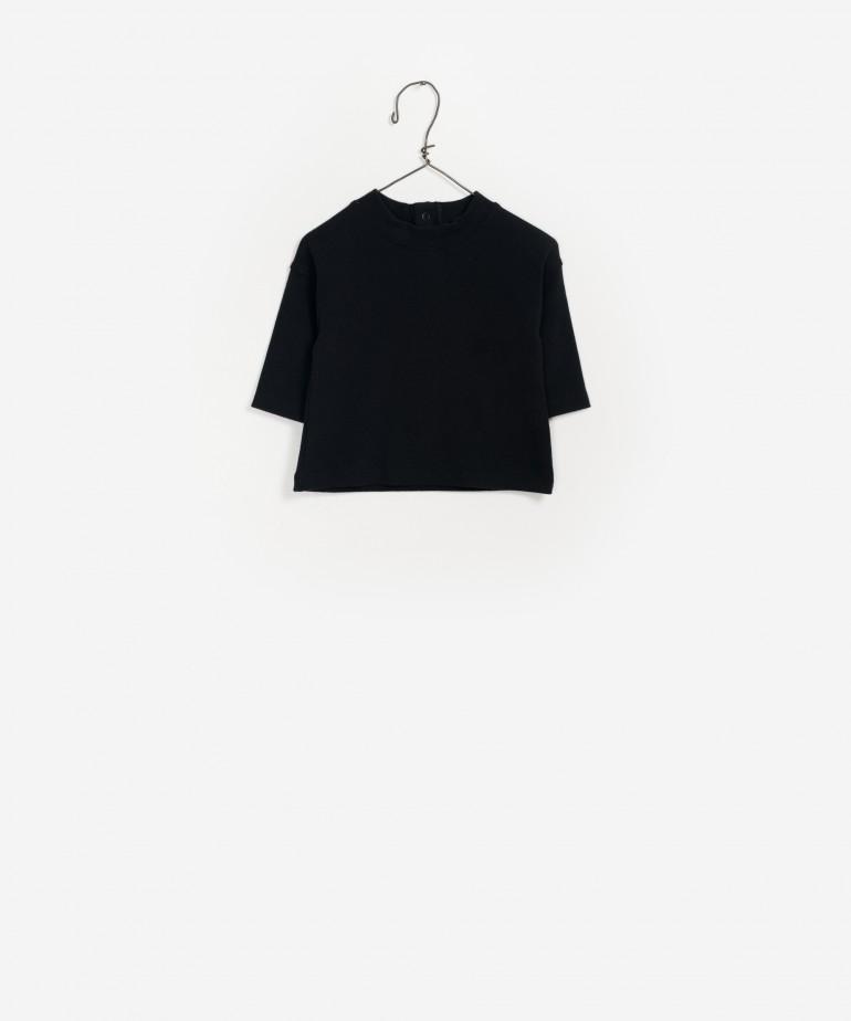 """Suéter de cuello alto """"mediano"""""""