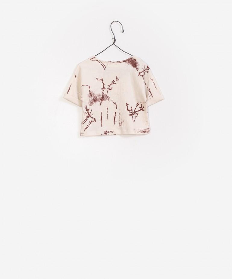 Printed Jersey Shirt