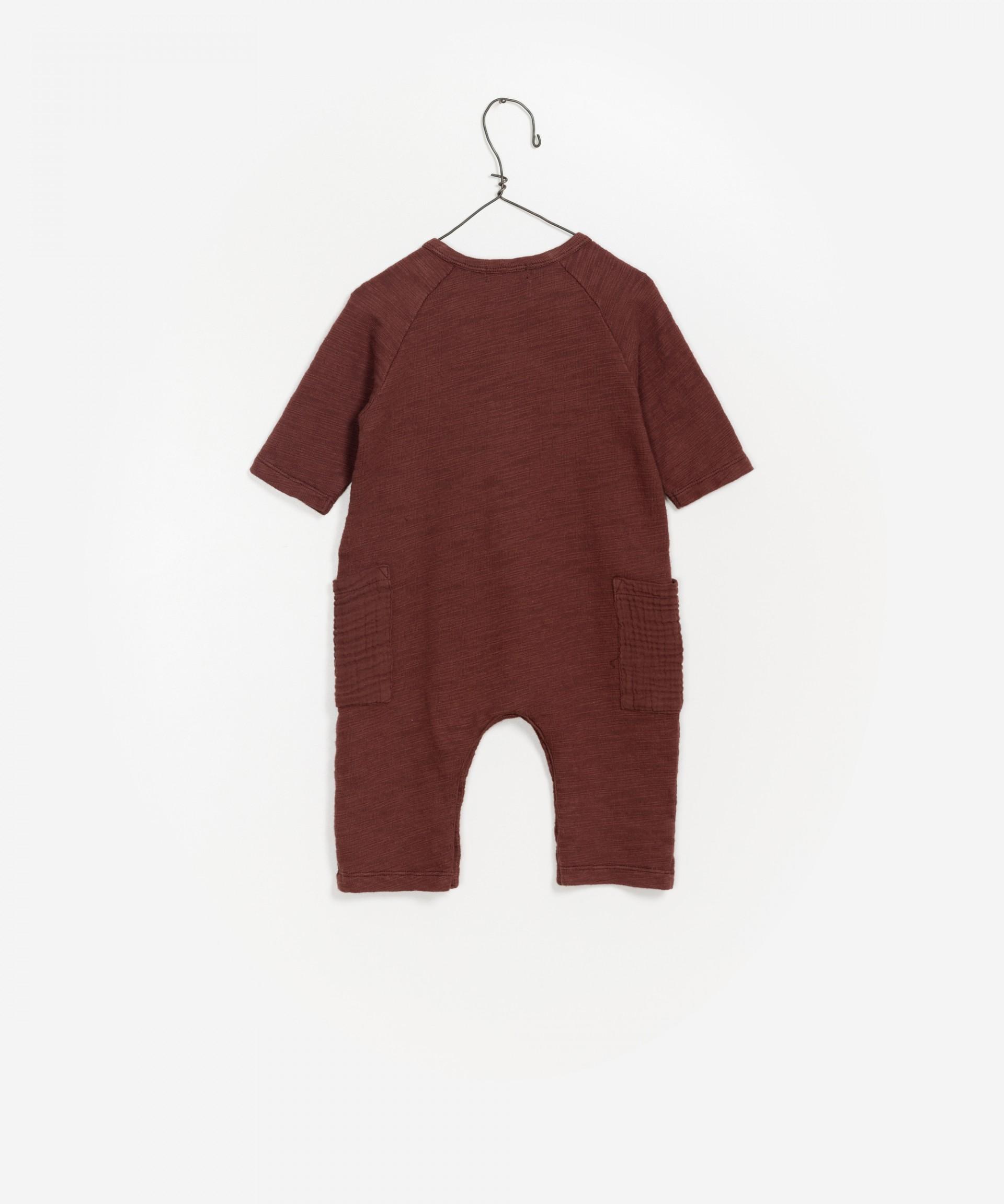 Flamé Jersey Jumpsuit