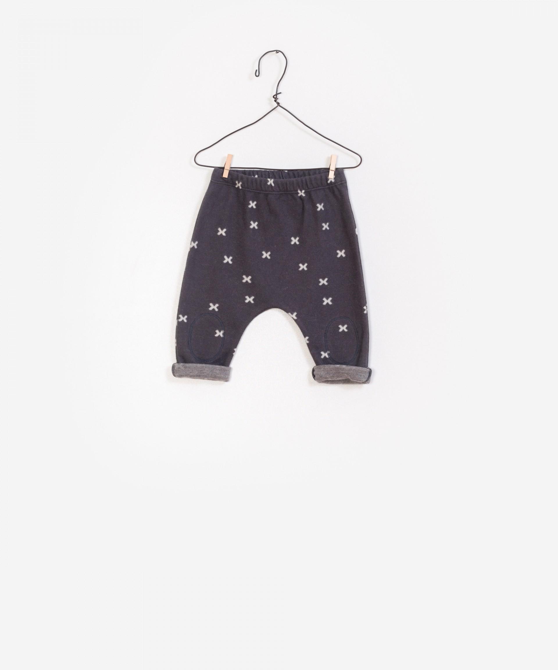 Pants 100% organic cotton with print