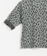 Printed Organic Cotton Sweater