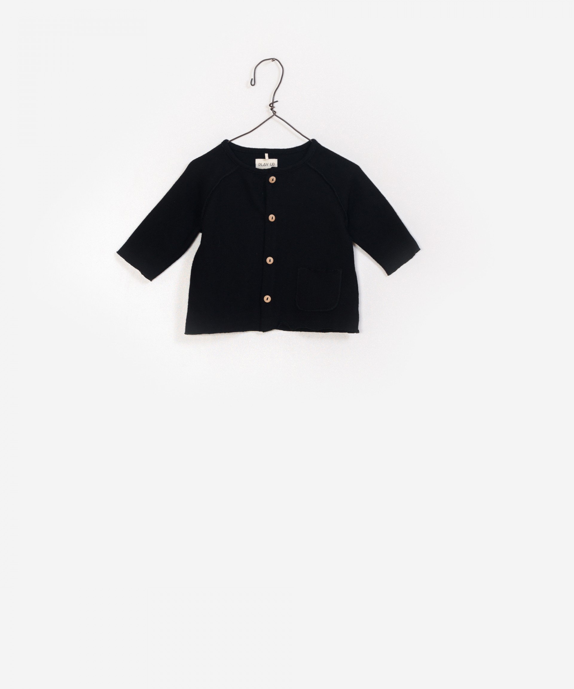Organic Cotton Baby Knitted Coat