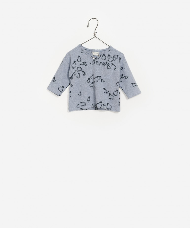 Printed Jersey T-shirt