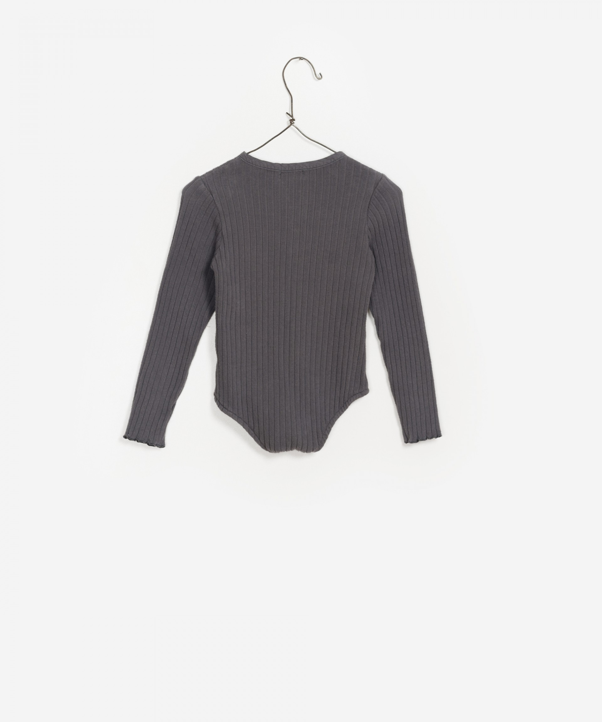 Ribbed Rib Bodysuit