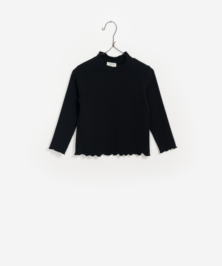 Rib LS T-Shirt