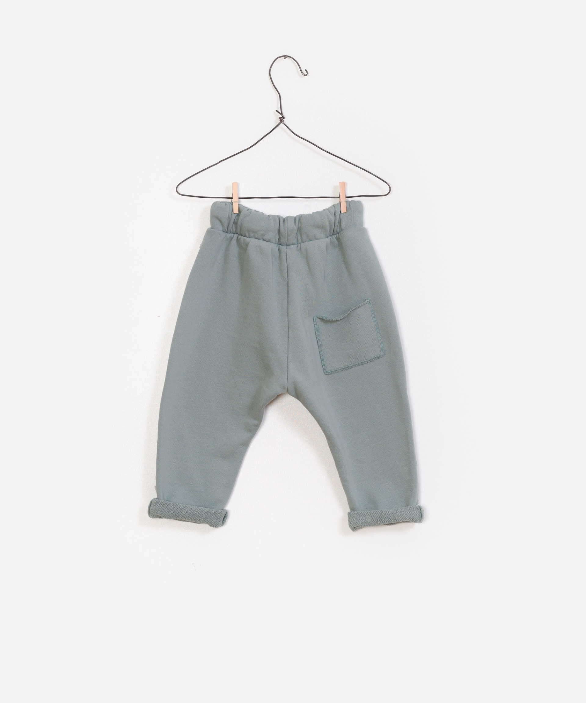 Pantalón Felpa 100% Algodón Orgánico