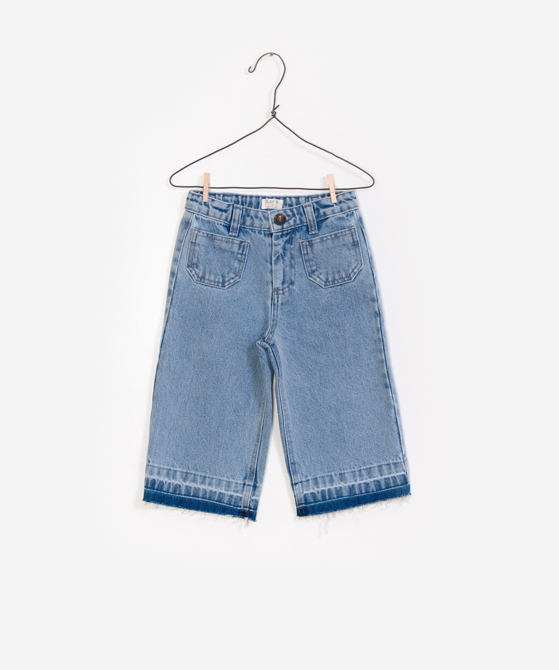 Flare jeans with