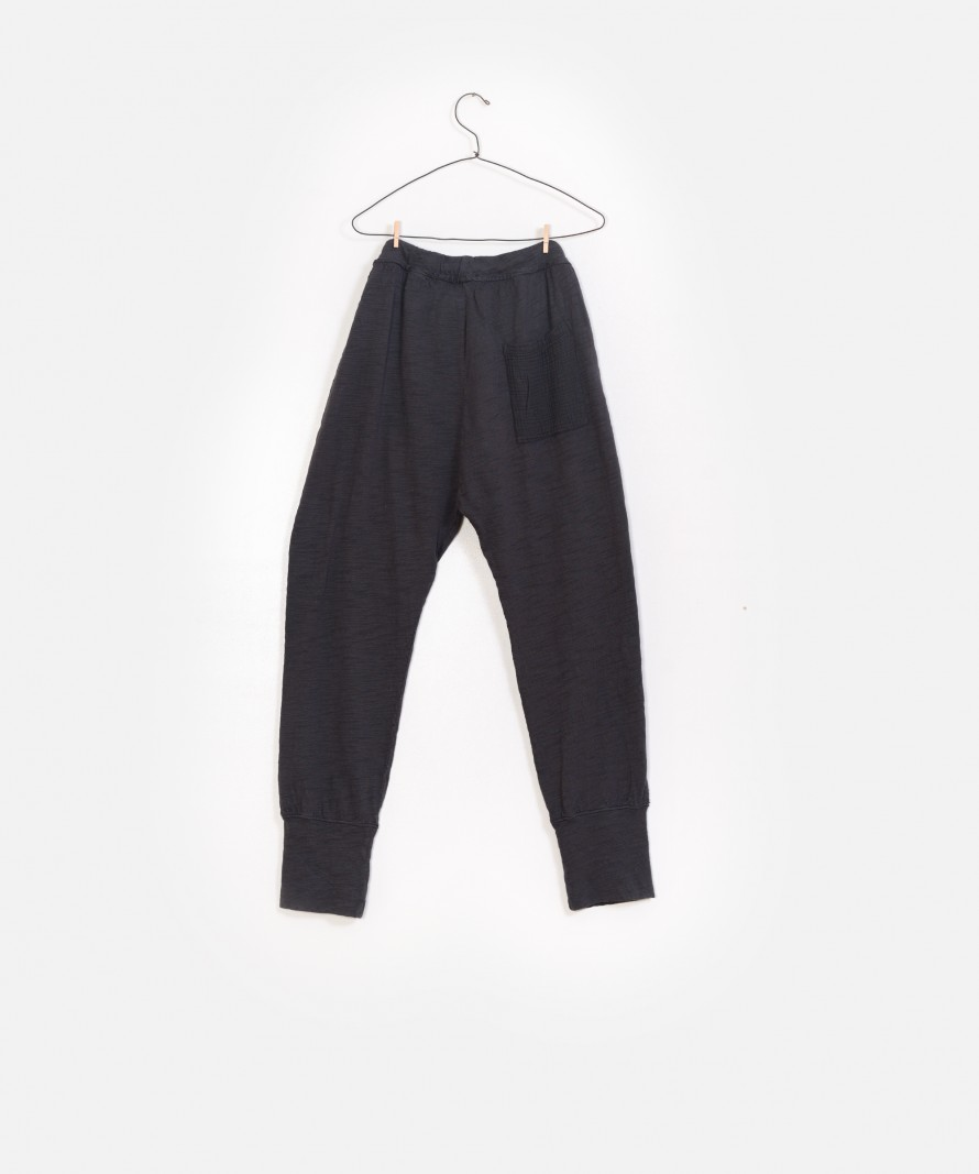 Flamé Jersey Trousers