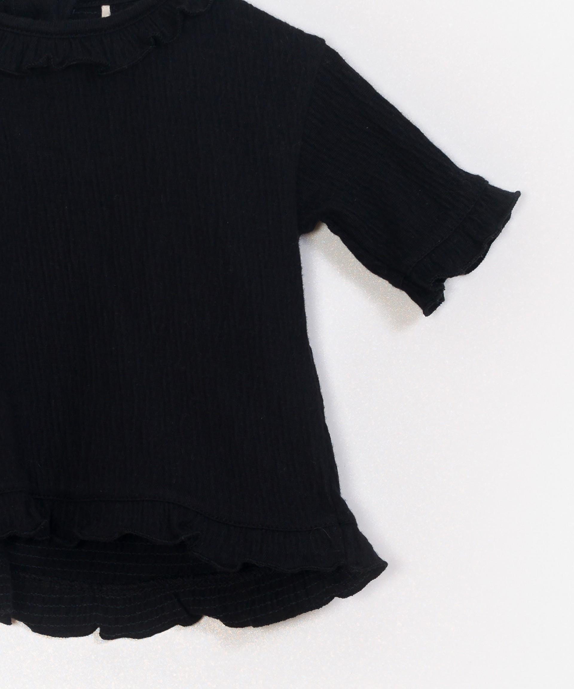Camisola manga comprida 100% algodão orgânico