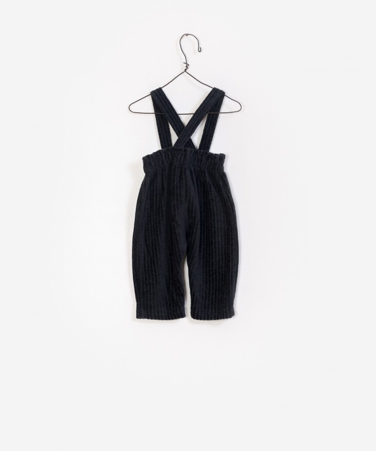 Double Face Jumpsuit