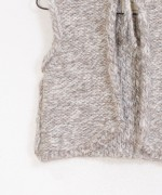 Knitted  Gillet