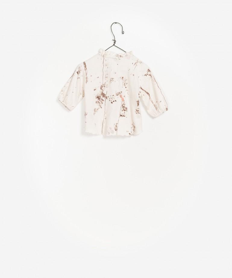Printed Jersey Tunic