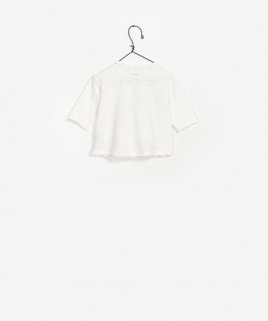 T-shirt Jersey Flamê 100% organic cotton