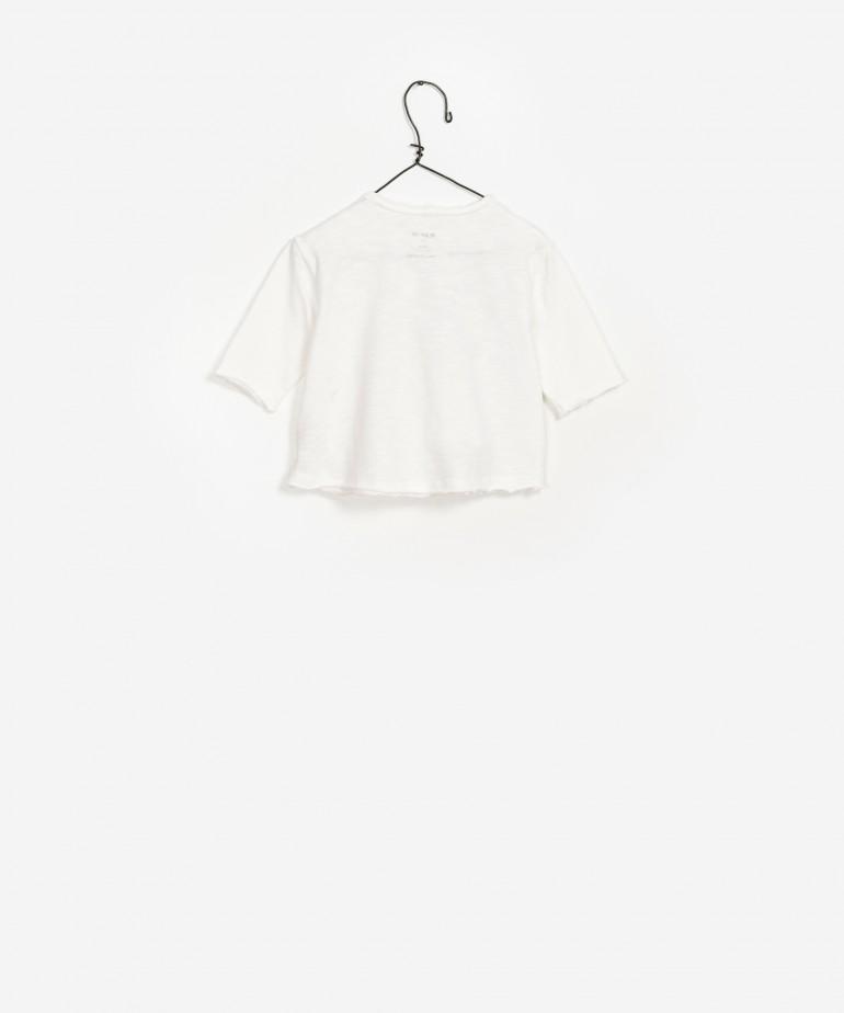 Camiseta 100% algodón orgánico