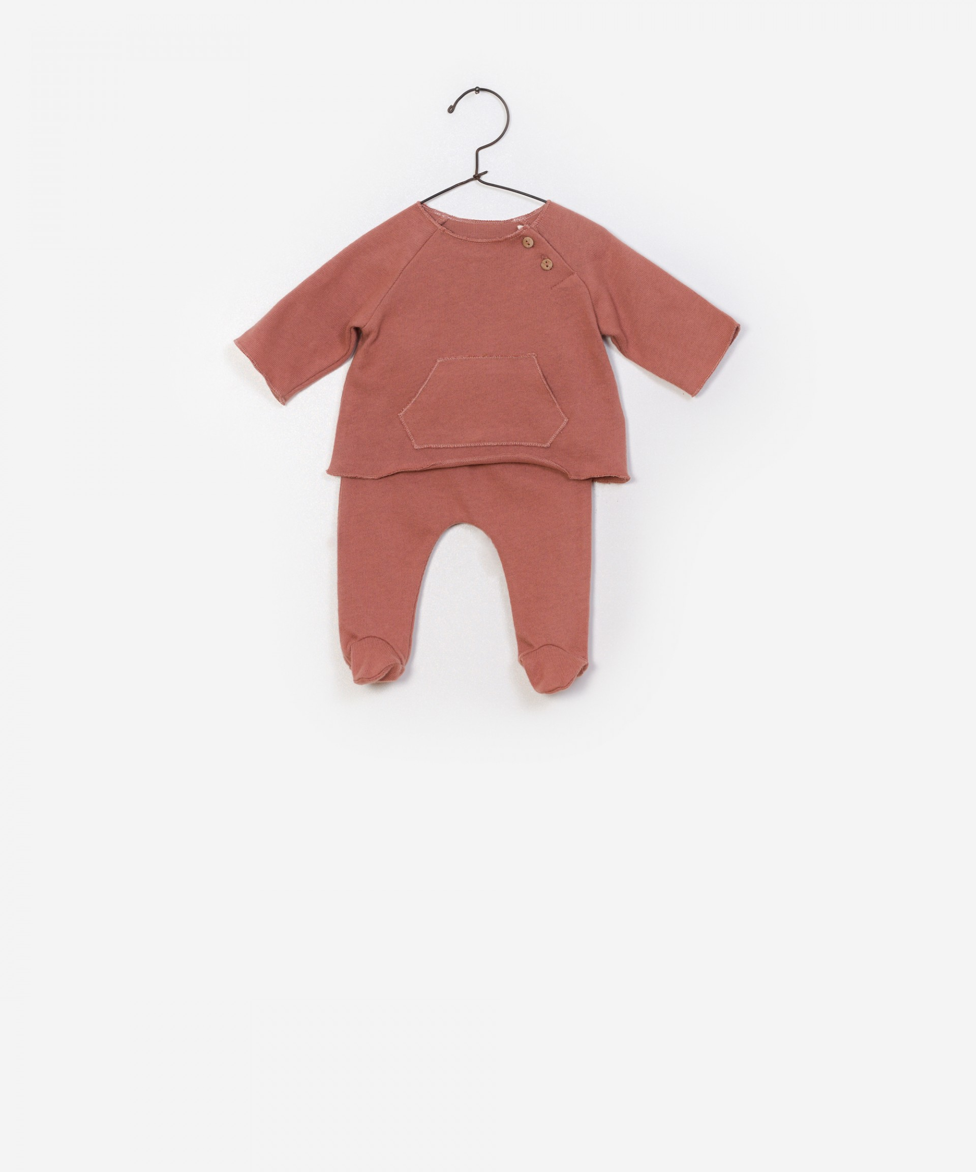 LS T-shirt + Jersey set