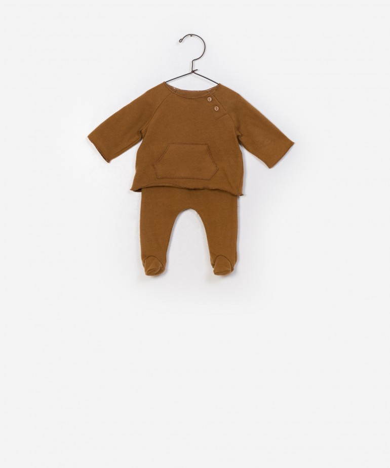 T-shirt + Trousers Set