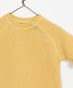 100% Organic Cotton Knitted Sweater