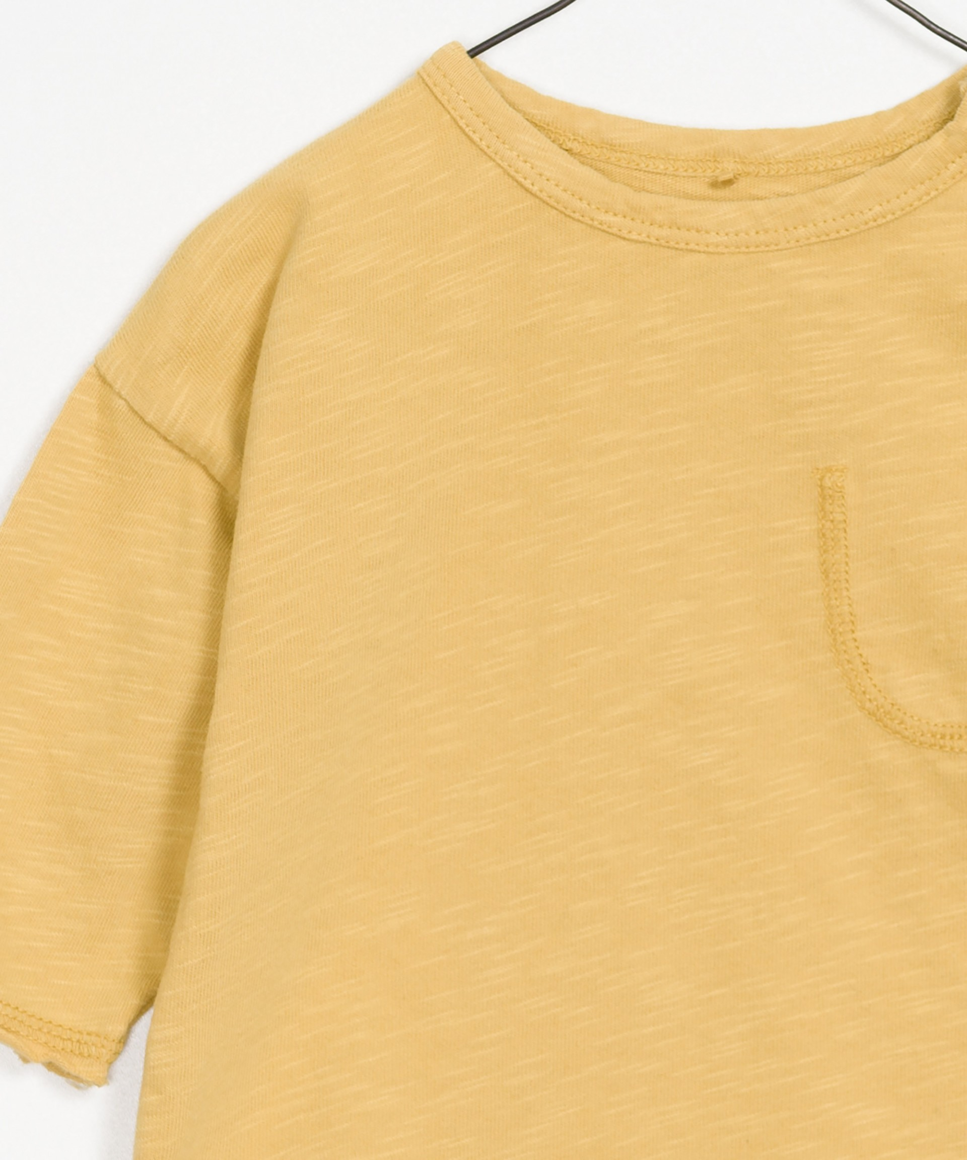 Basic 100% Organic Cotton Sweatshirt