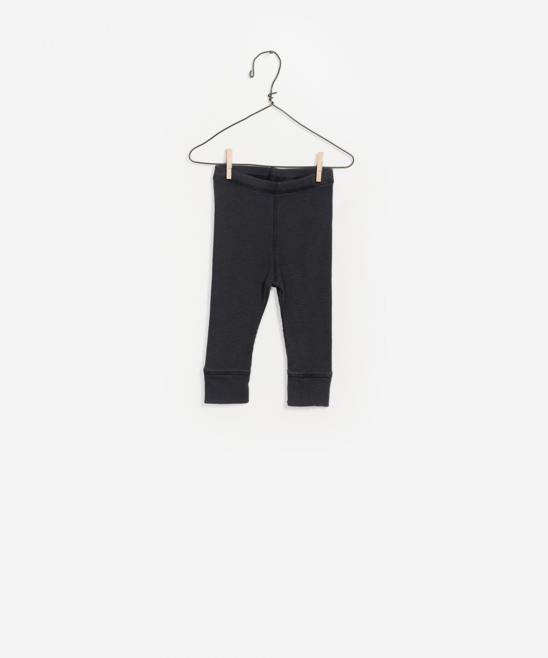 Basic Organic Cotton Leggings