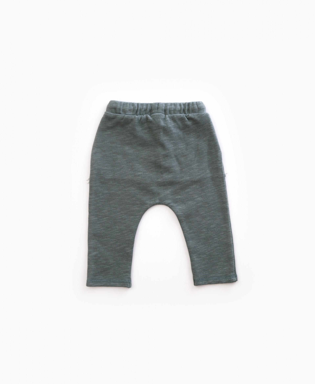 Basic drawstring pants