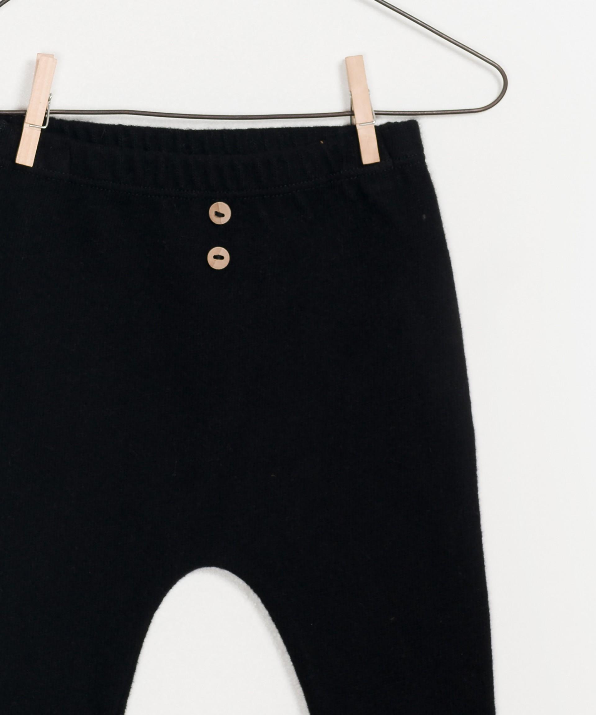 Leggings de algodón 100% orgánico