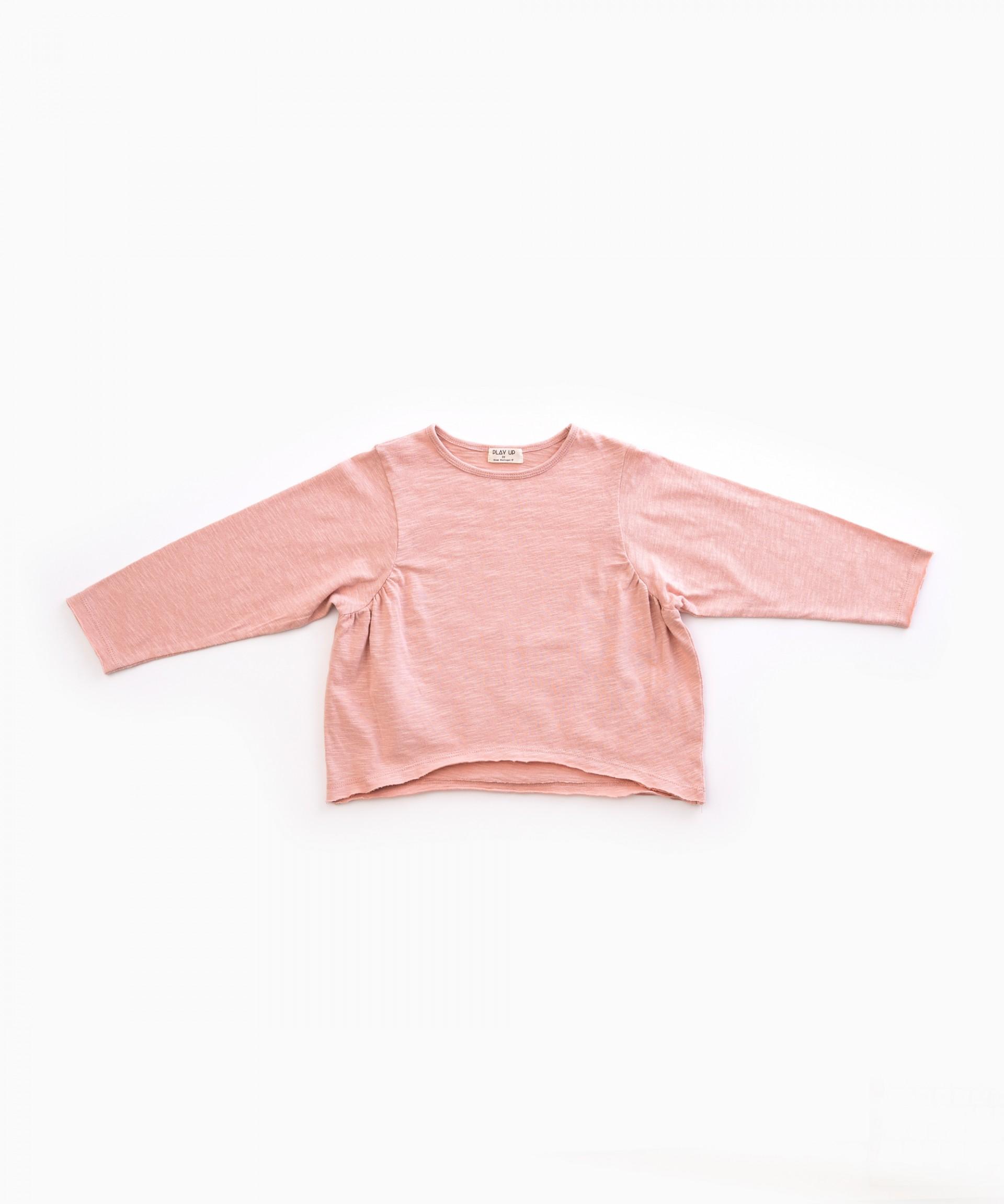 Flamé Jersey LS T-Shirt