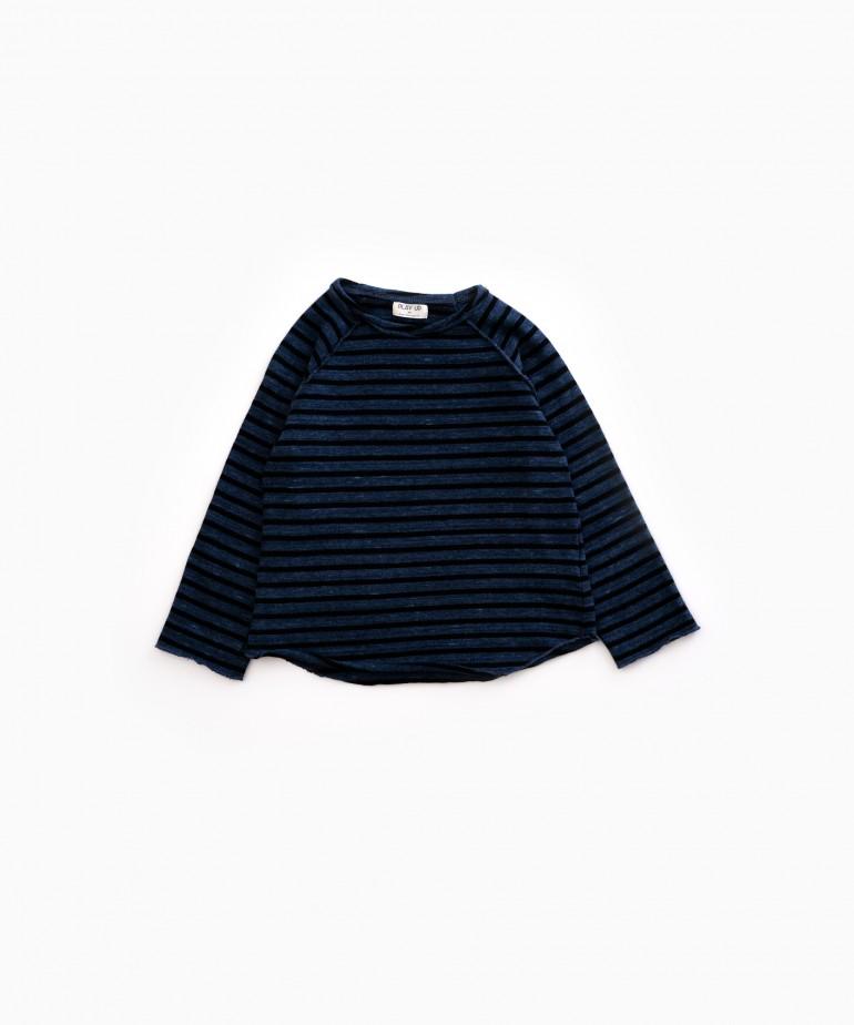 Camisola de manga comprida