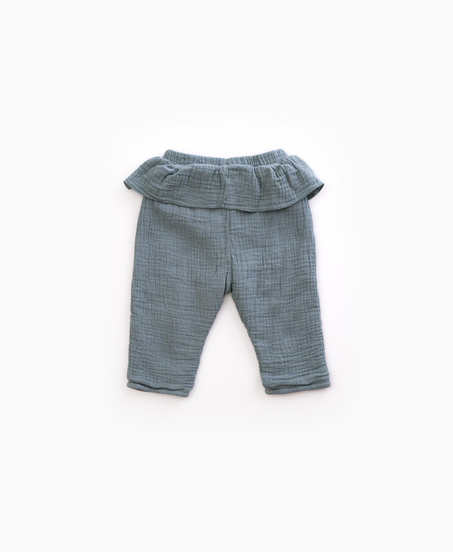 Pantalón en Tejido
