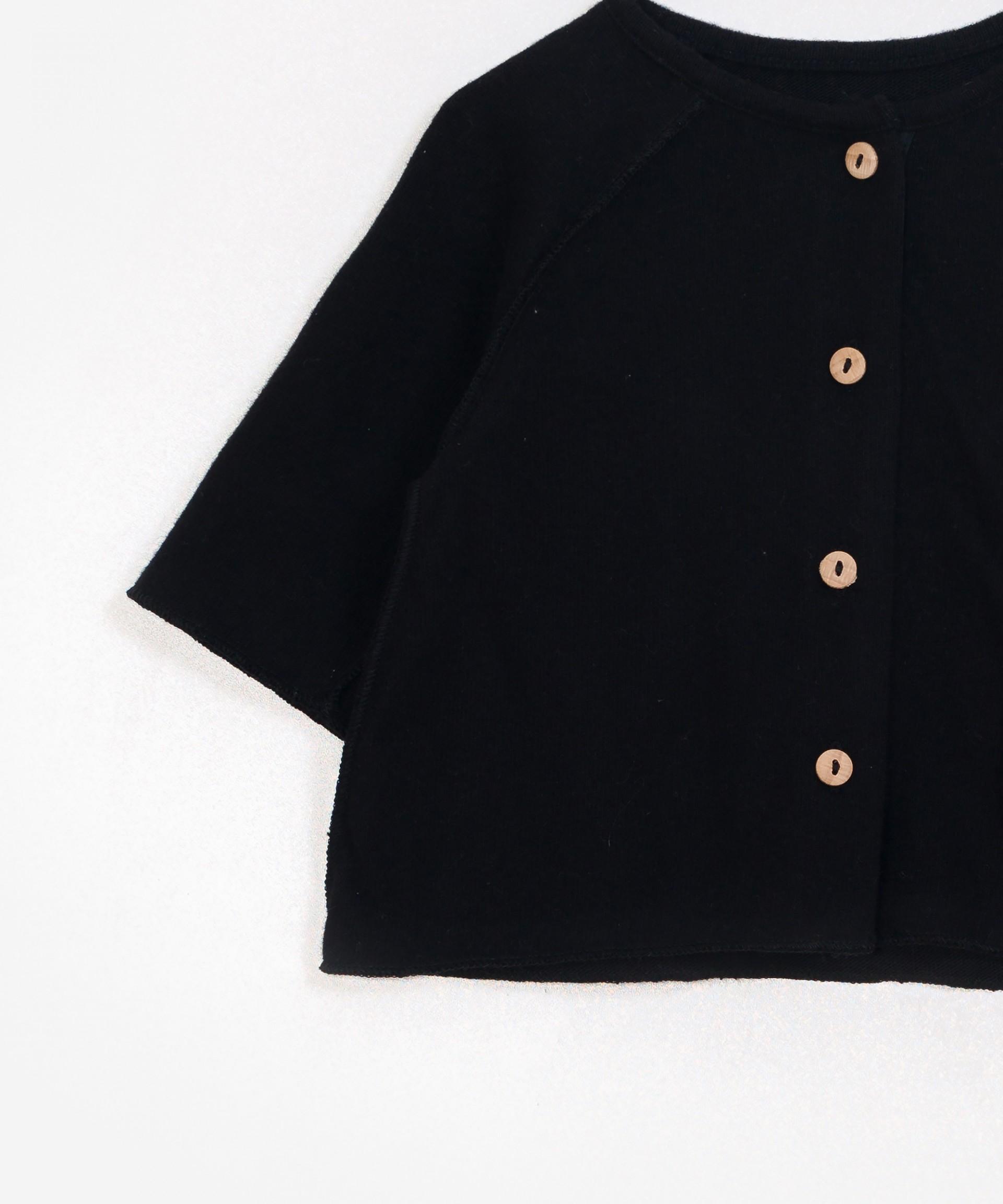 Abrigo de jersey