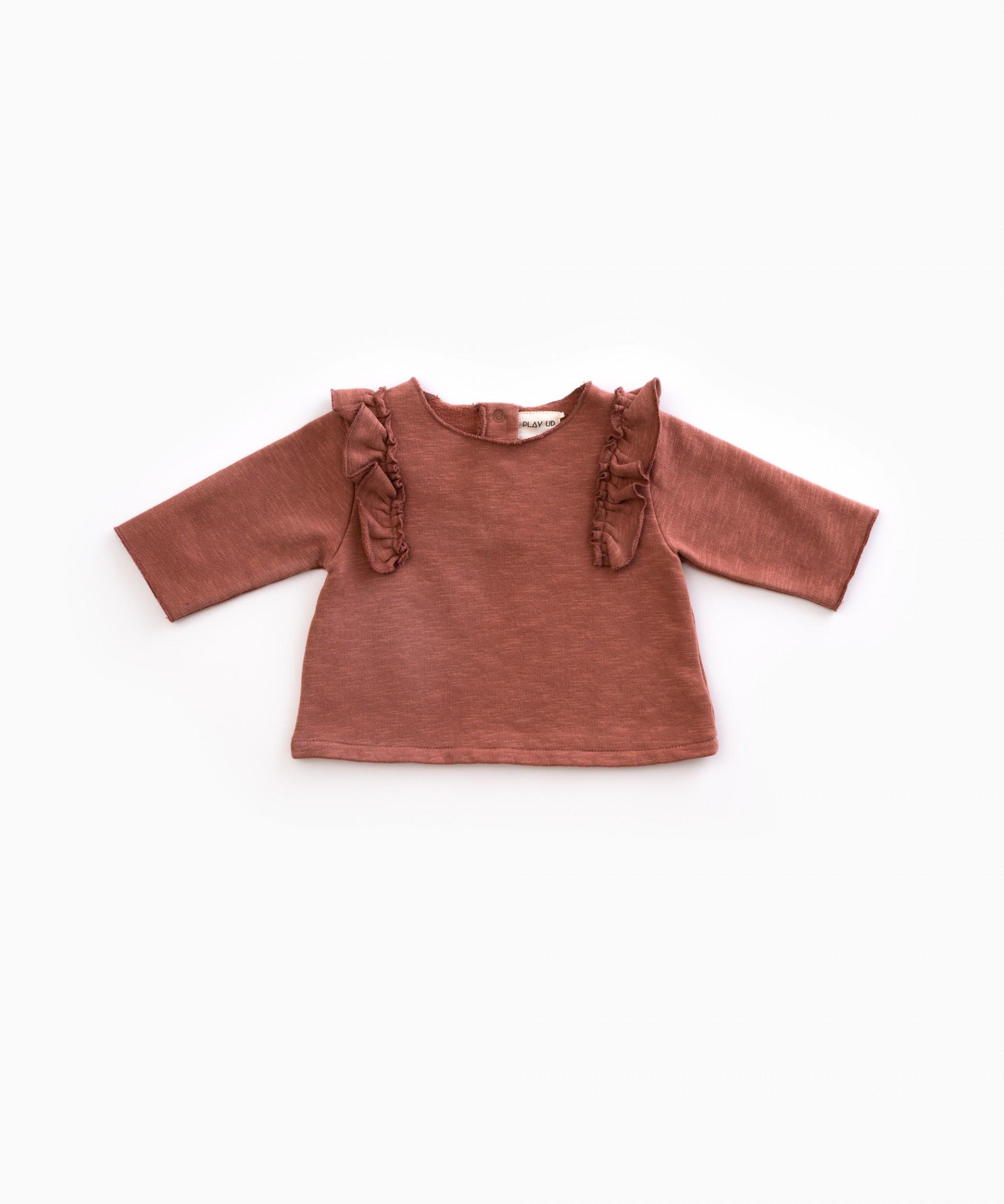American Fleece Flamé Sweater