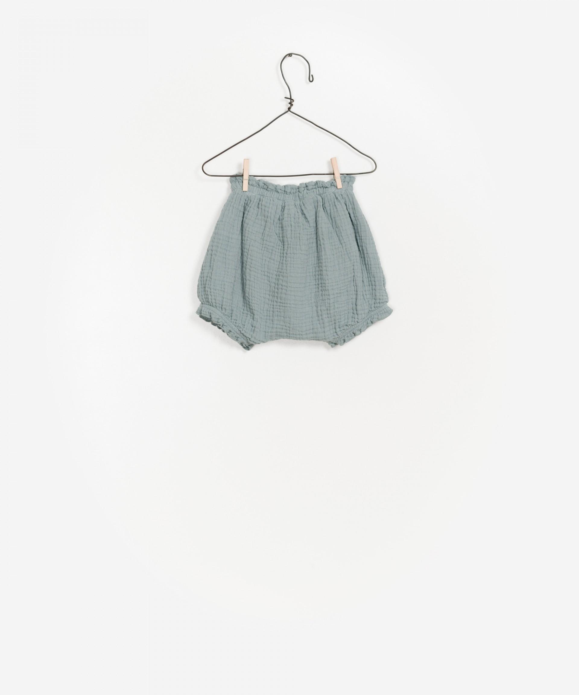 Organic Cotton Baby Shorts