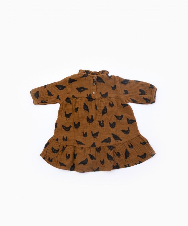 Printed Woven Dress