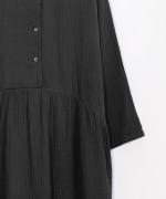 100% organic cotton long dress