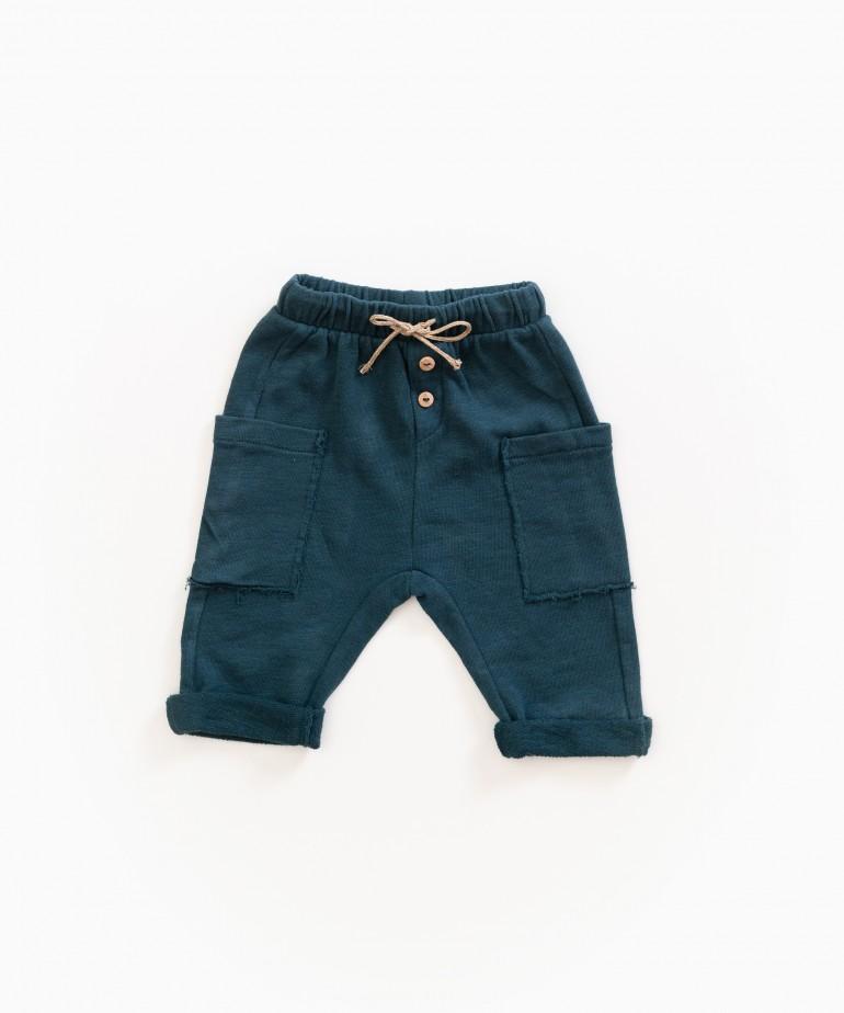 Fleece Flamé Trousers