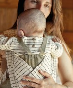 Cotton baby carrier | Weaving