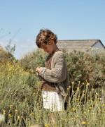 Pantalón corto de lino con botones| Weaving