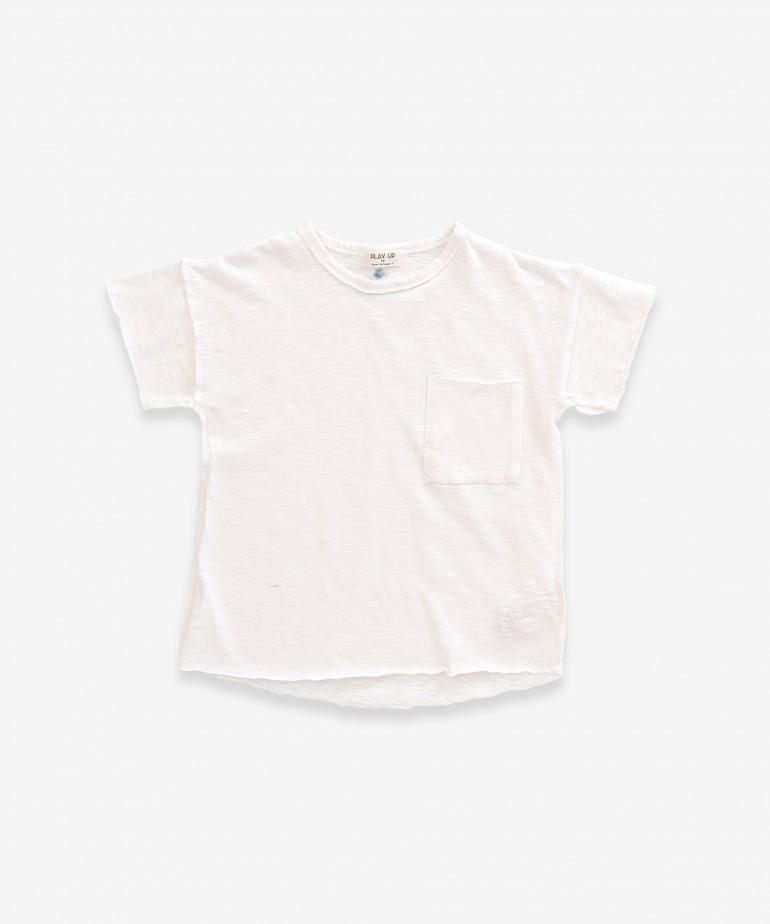 Camiseta con protección solar