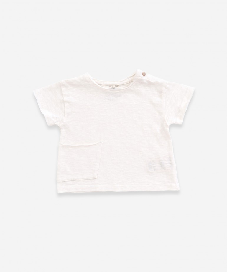 Anti-UV t-shirt
