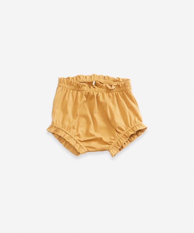 Organic cotton underwear