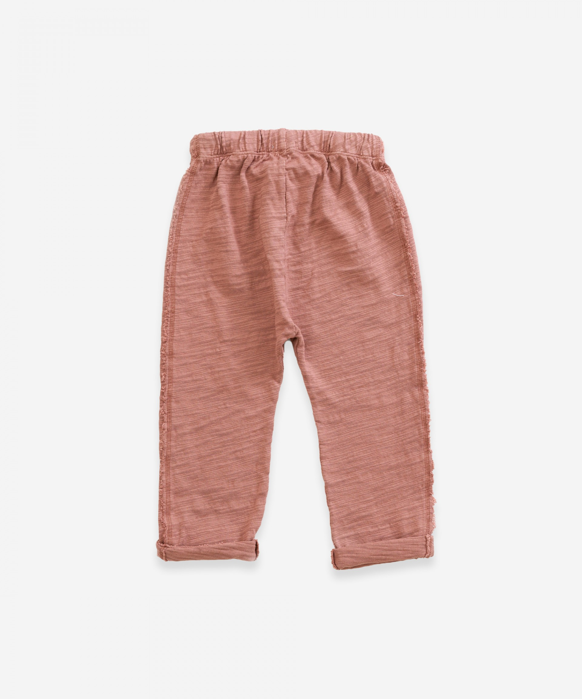 Cotton trousers | Weaving