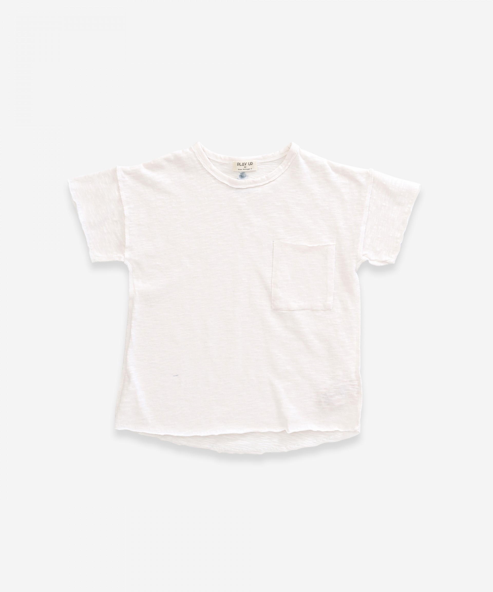 T-shirt anti-UV in cotone organico | Weaving