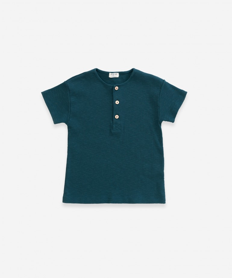 T-shirt in organic cotton